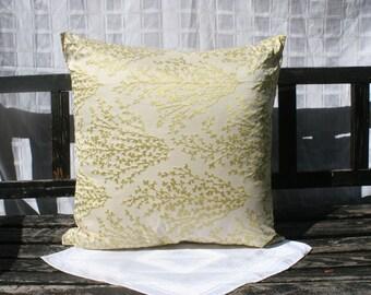 22x22 Calming Coral Pillow
