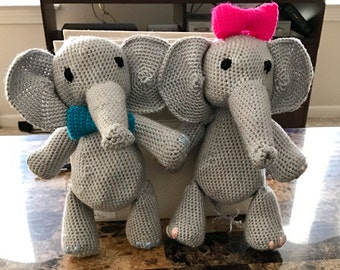 Ella or Eddie Elephant