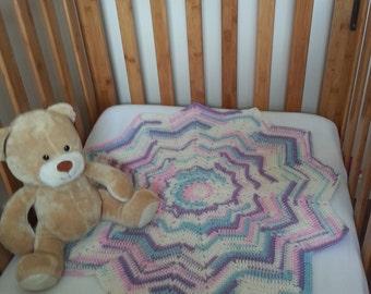 Sweetpea Blanket