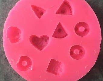 Mold candy kawaii