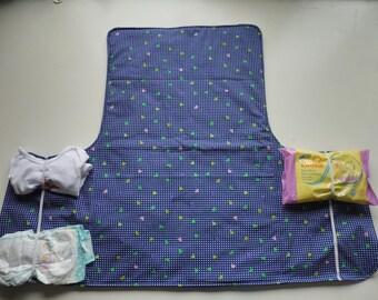 patroon / Sewing patern PDF Baby verschoningsmat / verzorgingsmat / changing pad  incl foto's