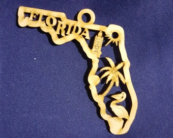 State of Florida ornament