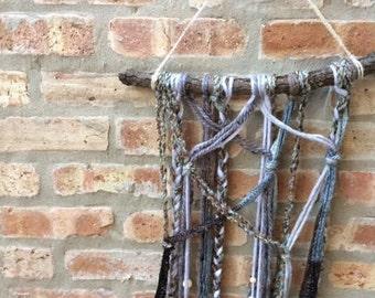 Boho Wall Hanging- Braided