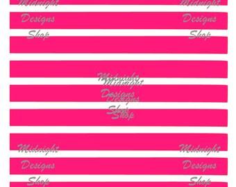 Chunky Stripes Background