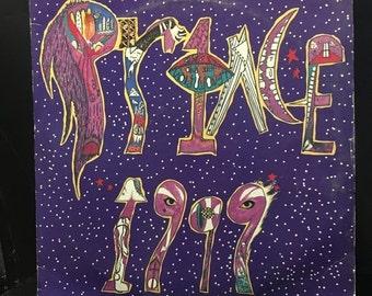 ON SALE Vintage 1982 Prince 1999 Vinyl Record Good Condition