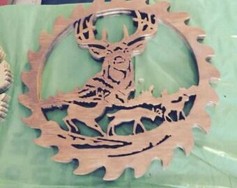 deer family blade