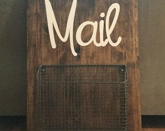 Mail Holder