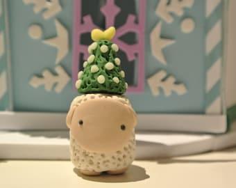 The Christmas Tree sheep