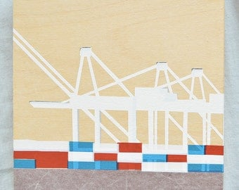 Boxes and Cranes V.E.2