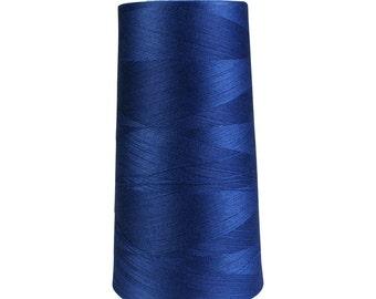 Maxi Lock Stretch Thread in Blue