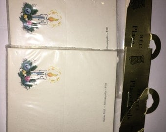 Vintage Place Cards Made by Heines - Two Packages of 12 cards - #89A