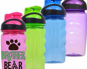 Brother Bear - Kids Water Bottle