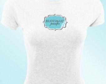 Simply Sweet Bridesmaid Tshirt
