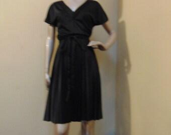 LBD Pleated Dress