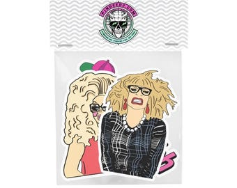 UNHhhh Sticker Pack (Trixie Mattel & Katya)