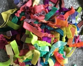 Grab bag solid hair ties, hairbands, ponytails, surprise bag, stretchy bracelets, mixed hair bands, bulk, gifts for her, gifts under 20