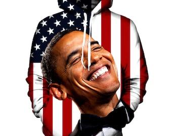 iTrendy Barack Obama Hoodie