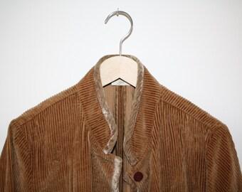 Gold Velvet Jacket