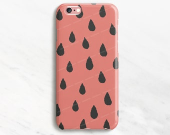 Watermelon iPhone 7 Case Fruit iPhone 6s Case Red iPhone 5s Case Red iPhone 7 Plus Case Fruit iPhone 6 Plus Case Samsung Galaxy S7 S6 S5 S4