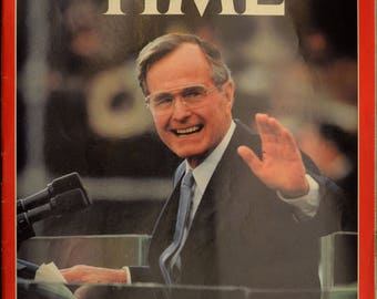 Time Magazine January 30,1989