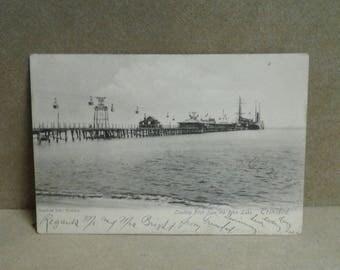 Vintage Trinidad Postcard 1907