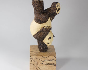 Panda Handstand
