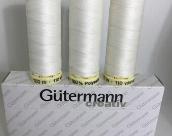 Gutermann thread, all purpose sewing thread, sewing thread, machine thread, for handsewing, stitching , sewing essentials
