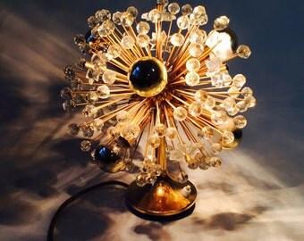 Sputnik table lamp, Emil Stejnar and Rupert Nikoll Vienna, 1970