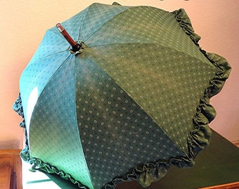 Vintage parasol umbrella Doppler