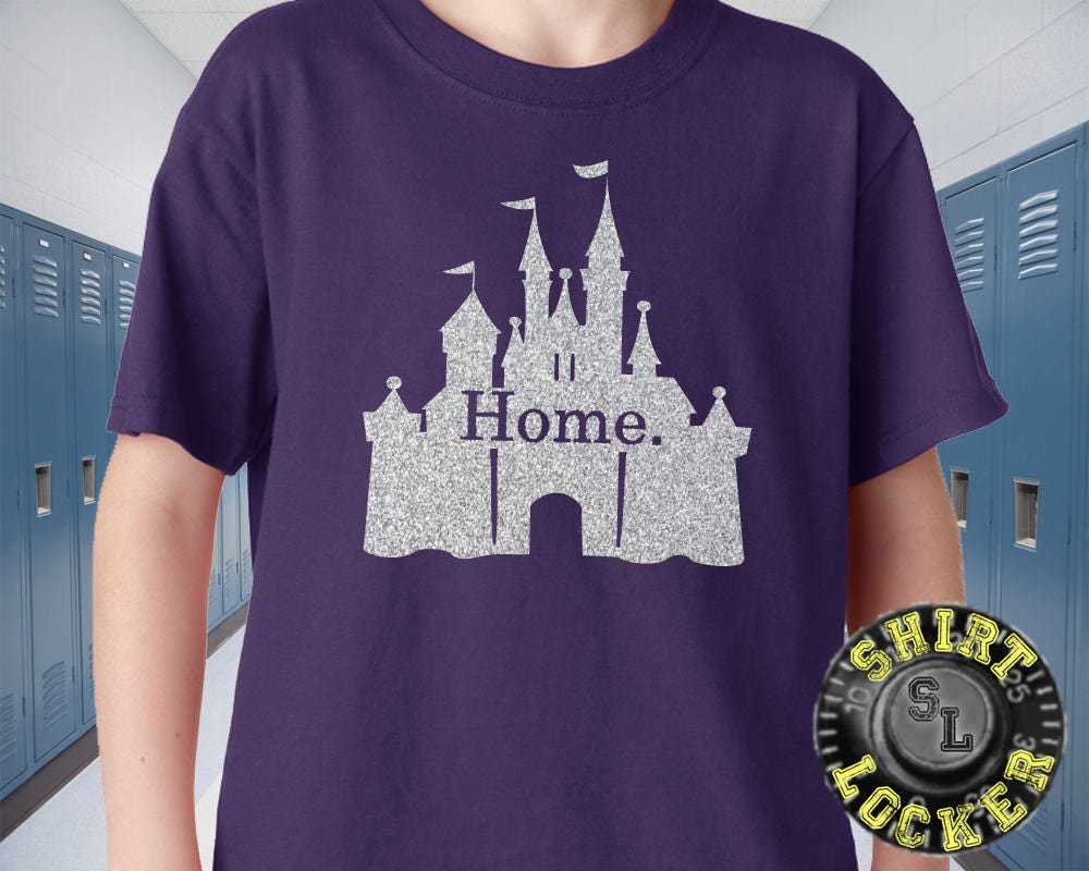 silver glitter design princess inspired princess castle home youth