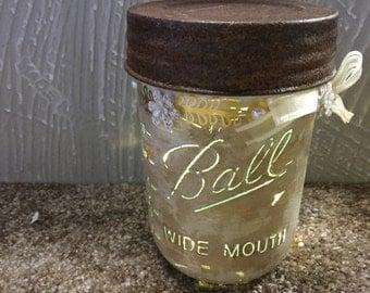 Jar light Tan