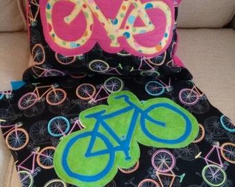 Bicycle Cushions