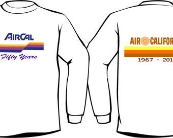 Air Cal 50th Anniversary Sweatshirt