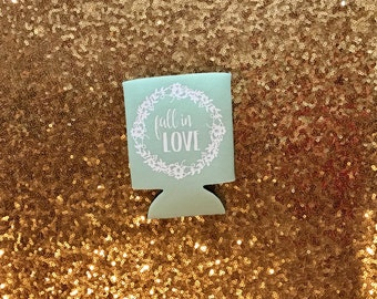 Fall in Love Can Cooler, Wedding