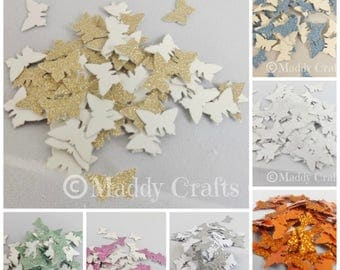 Butterfly Card Making Embellishments Scrapbooking Decorative Butterflies Paper Craft Supplies