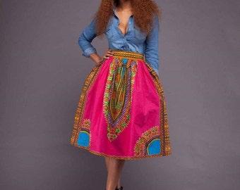 Angelina Medium Length Skirt