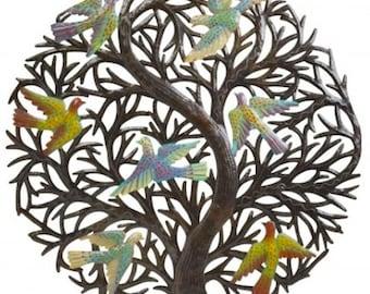 Metal Wall Art - Tree