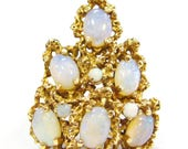14K Opal Ring - X3253...