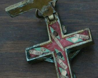 Crucifix Reliquary