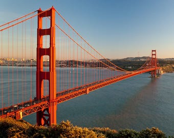 Golden Gate Bridge, San Francisco - Wallpaper