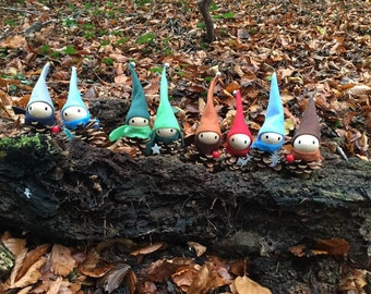 Winter Woodland Elves