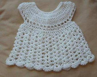 Small newborn baby dress