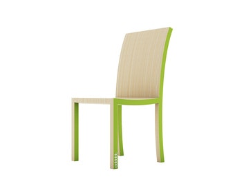 Brda_ plywood chair