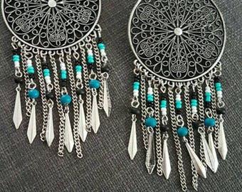 Beautiful DreamCatcher Earrings