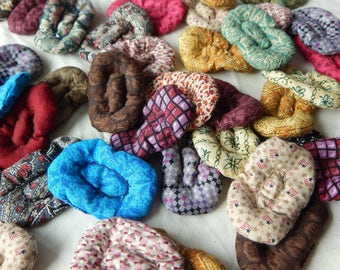 Aromatherapy Worry Knots (Worry Stone)