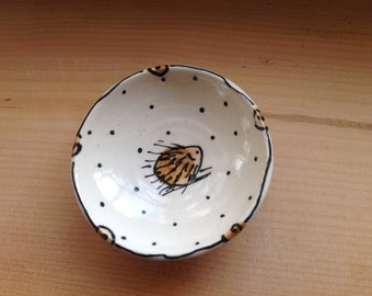 Hedgehog Mini Bowl