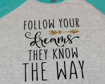 Dreams/Follow your dreams