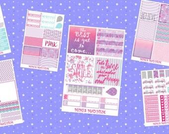 TROLLS Full Set // Planner // Stickers // Happy Planner // Personal // Erin Condren