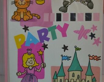 Birthday / party invitations