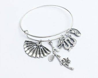 Mulan Inspired Bracelet